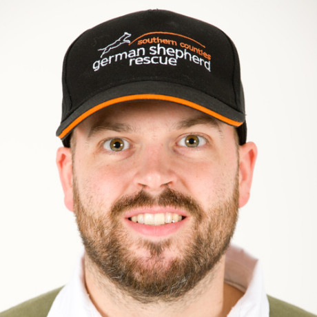 baseball cap black/orange