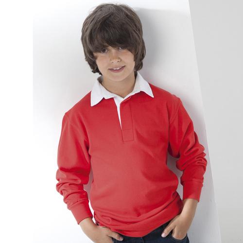 Children's rugby shirt