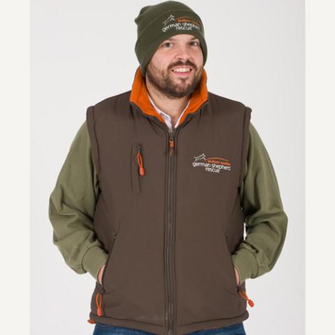 Fleece-lined Body Warmer